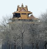 Around Forbidden City in China Royalty Free Stock Photography