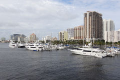 Around Fort Lauderdale Royalty Free Stock Images