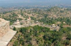 Around Kumbhalgarh Royalty Free Stock Image