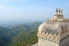 Around Kumbhalgarh Royalty Free Stock Photography