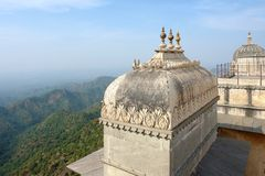 Around Kumbhalgarh Stock Photography
