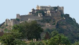 Around Kumbhalgarh Stock Photo