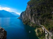 Around Lake Garda Royalty Free Stock Photo