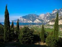 Around Lake Garda Royalty Free Stock Photos