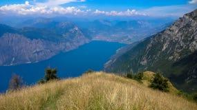 Around Lake Garda Stock Photo