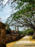 Around Pagoda Royalty Free Stock Image