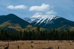 Around the Peaks Loop: FR 418 Royalty Free Stock Photo
