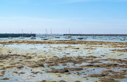 Around Penmarch in Brittany Royalty Free Stock Photography