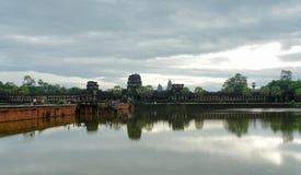 Around Phnom Sampeou Royalty Free Stock Photo