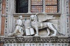 Around San Marco, Venice. Stock Images