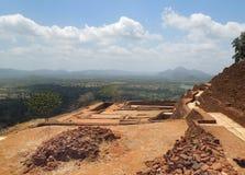 Around Sigiriya Royalty Free Stock Photos