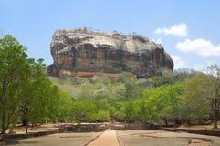 Around Sigiriya Royalty Free Stock Photography