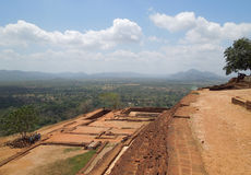 Around Sigiriya Royalty Free Stock Images