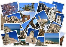 Around Spain Stock Photos