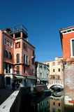 Around the Streets of Venice royalty free stock images