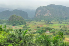 Around Vinales Valley in Cuba Royalty Free Stock Photo