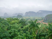 Around Vinales Valley in Cuba Royalty Free Stock Images