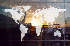 Around the world Stock Images