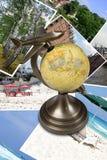 Around the World. Stock Image