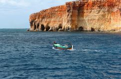 Aroung Gozo Royalty Free Stock Images