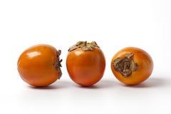 arow sharonfruit τρία Στοκ Εικόνες