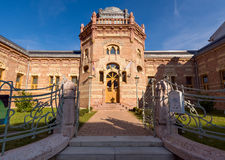 Arpad Spa - baño termal en Szekesfehervar, Hungría Fotografía de archivo libre de regalías