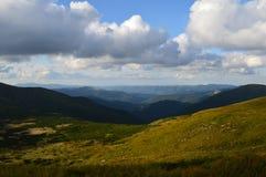 Arpathians de ¡ de Ð photos libres de droits