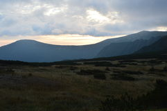 Arpathians de ¡ de Ð photo stock
