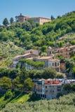 Arpino, αρχαία πόλη στην επαρχία Frosinone, Λάτσιο, κεντρική Ιταλία Στοκ Εικόνα