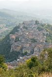 Arpino, Frosinone Fotografia Royalty Free