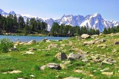 arpy λίμνη Στοκ Εικόνες