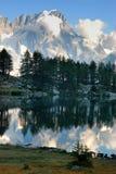 arpy lake Royaltyfria Bilder