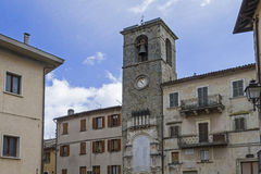 Arquata del Tronto Stock Photography