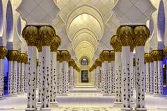 arque la mosquée Photos stock