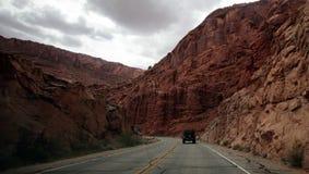 Arque le parc national, Utah, Etats-Unis Images stock
