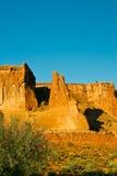 Arquea el parque nacional Foto de archivo