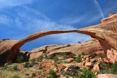 Arquea el parque nacional Imágenes de archivo libres de regalías
