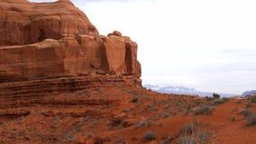Arquea el parque nacional - el lugar m?s hermoso en Utah almacen de metraje de vídeo