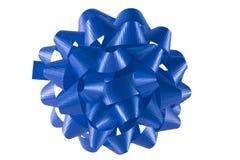 Arqueamiento azul Imagen de archivo