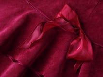 Arqueamiento de color rojo oscuro Fotografía de archivo libre de regalías