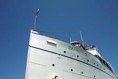 Arqueamiento de la nave del vapor Fotos de archivo libres de regalías