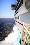 Arqueamiento de las naves Foto de archivo libre de regalías