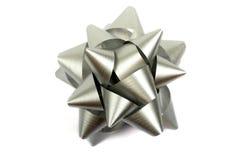 Arqueamiento de plata. Fotografía de archivo libre de regalías