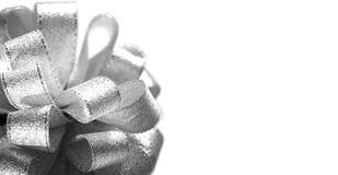 Arqueamiento de plata Imágenes de archivo libres de regalías