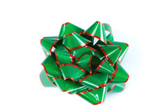 Arqueamiento del regalo Imagen de archivo libre de regalías