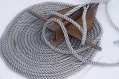 Arqueamiento y ancla Imagen de archivo libre de regalías
