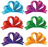 Arqueamientos coloridos Imagen de archivo libre de regalías
