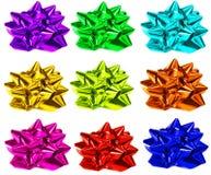 Arqueamientos coloridos Foto de archivo libre de regalías