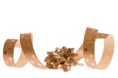 Arqueamientos de oro Imagen de archivo