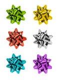 Arqueamientos multicolores Fotografía de archivo